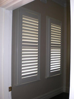 white shutters perth