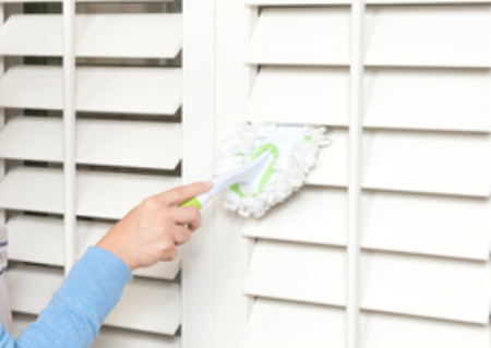 How To Clean Plantation Shutters Riverview Shutters